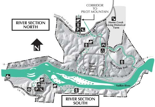 Lower Pilot Mountain
