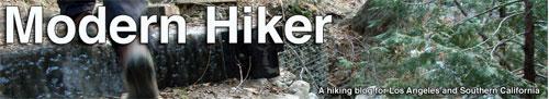 modern hiker logo