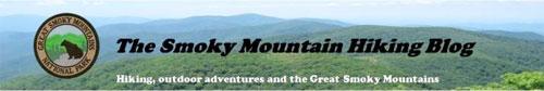 smoky mountain hiking blog logo